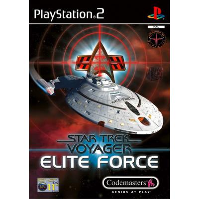 Foto van Star Trek Voyager Elite Force PS2