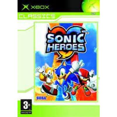 Foto van Sonic Heroes (Classics) XBOX