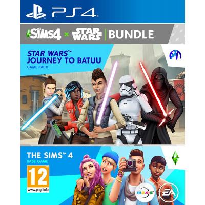 Foto van The sims 4: Star Wars Journey To Batuu Bundle PS4