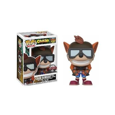 Foto van Pop! Games: Crash Bandicoot - Crash Bandicoot With Jet Pack Special Edition FUNKO