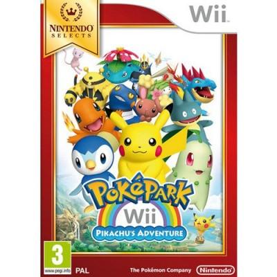 Foto van Pokepark Wii: Pikachu's Adventure (Selects) WII