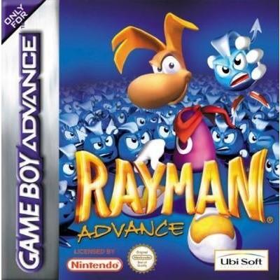 Foto van Rayman Advance GBA