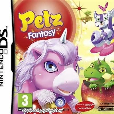 Foto van Petz Fantasy NDS