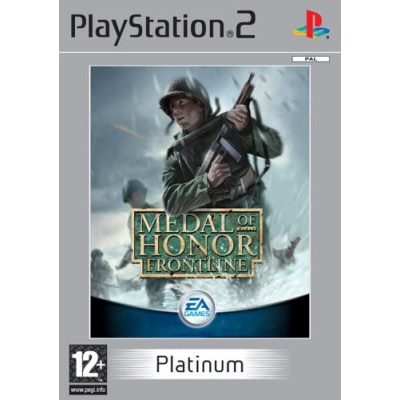 Medal Of Honor Frontline (Platinum) PS2