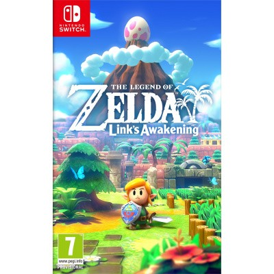 Foto van The Legend of Zelda: Link's Awakening Nintendo Switch