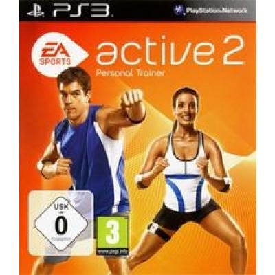 Ea Sports Active 2 Personal Trainer (Game Only) PS3