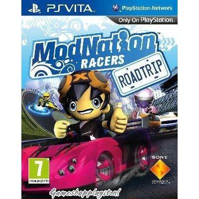 Foto van Modnation Racers PSVITA