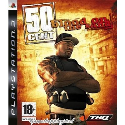 50 Cent Blood On The Sand PS3