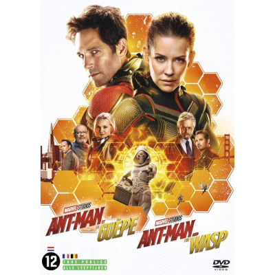 Foto van Ant-Man And The Wasp DVD