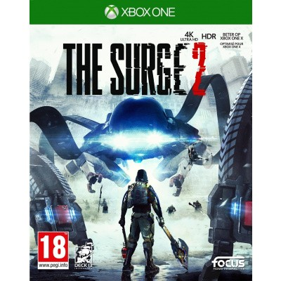 The Surge 2 Xbox One