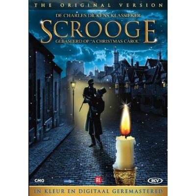 Foto van Scrooge DVD