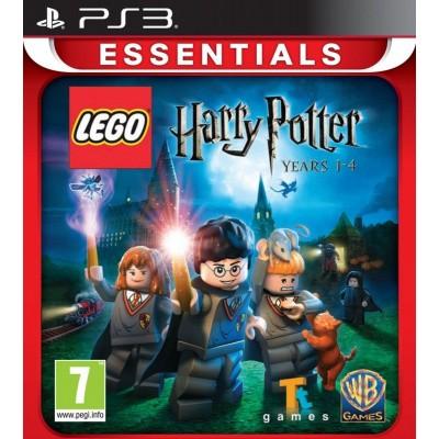 Foto van Lego Harry Potter Jaren 1-4 (Essentials) PS3