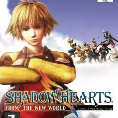 Foto van Shadow Hearts: From The New World PS2