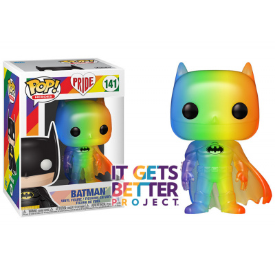 Pop! Heroes: Pride - Batman FUNKO