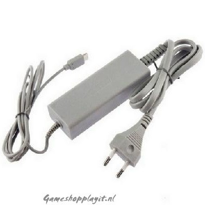 Foto van Ac Adapter Wii-U Game Pad WII U