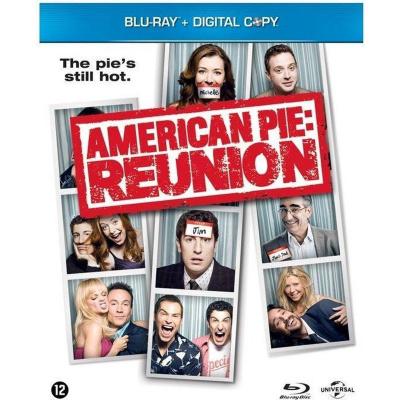 American Pie 4: Reunion BLU-RAY