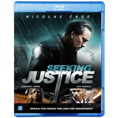 Seeking Justice BLU-RAY