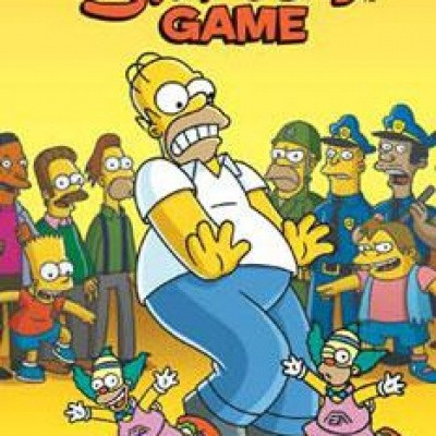 Foto van The Simpsons PSP
