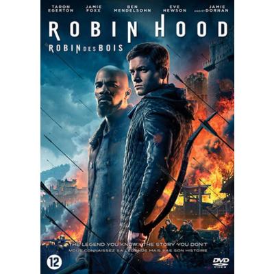 Foto van Robin Hood (2018) DVD