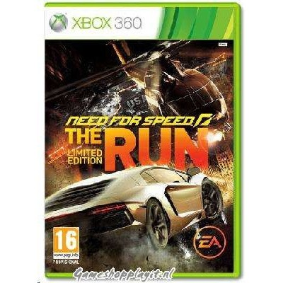 Foto van Need For Speed The Run Limited Edition XBOX 360