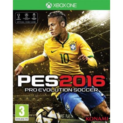 Pro Evolution Soccer 2016, Pes 2016 Dag 1 Editie XBOX ONE