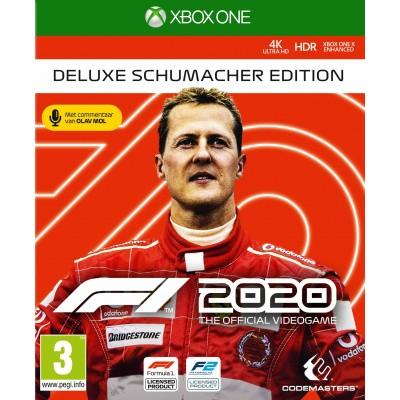 Foto van F1 2020: Deluxe Schumacher Edition XBOX ONE