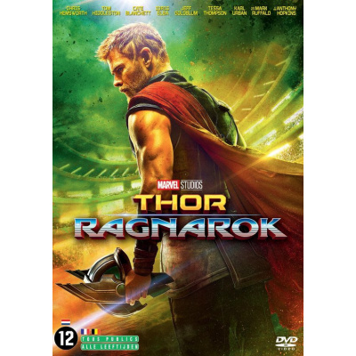 Foto van Thor Ragnarok DVD