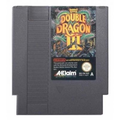 Foto van Double Dragon III (Cartridge Only) NES