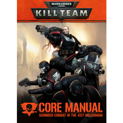 Foto van Kill Team Core Manual Book Warhammer 40k