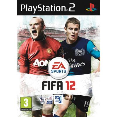 Foto van Fifa 12 PS2