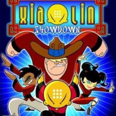 Xiaolin Showdown PS2