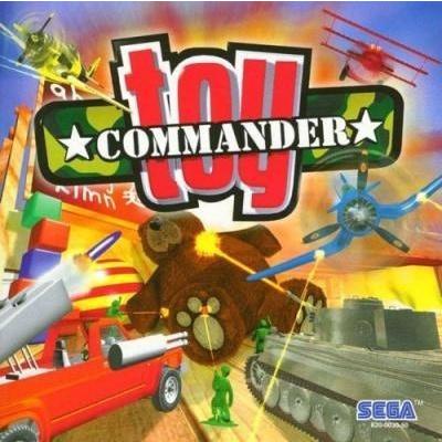 Foto van Toy Commander SEGA DREAMCAST