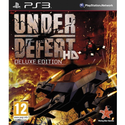 Under Defeat Hd Deluxe Edition PS3