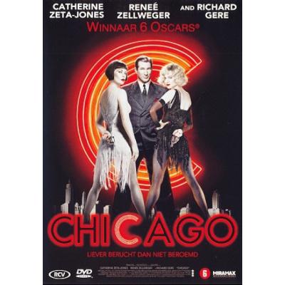 Chicago DVD MOVIE
