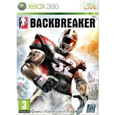 Backbreaker XBOX 360