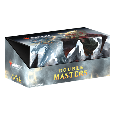 Foto van TCG Magic The Gathering Double Masters Booster Box MAGIC THE GATHERING