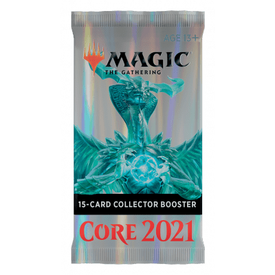TCG Magic The Gathering Core 2021 Collector Booster MAGIC THE GATHERING