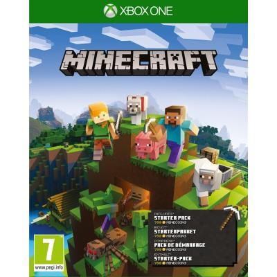 Foto van Minecraft: Starter Pack XBOX ONE