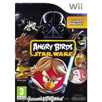 Foto van Angry Birds Star Wars WII