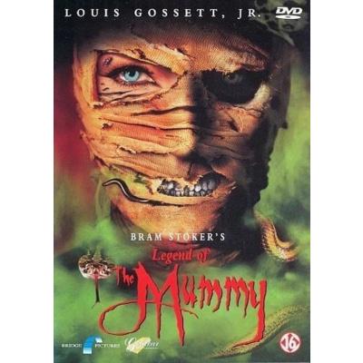 Foto van Legend Of The Mummy DVD MOVIE