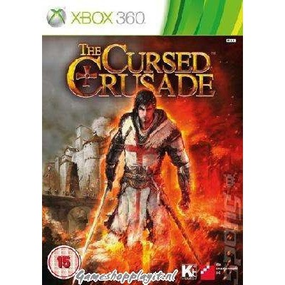 The Cursed Crusade XBOX 360