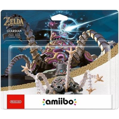 Foto van Amiibo The Legend of Zelda - Guardian (Breath Of The Wild) WII U