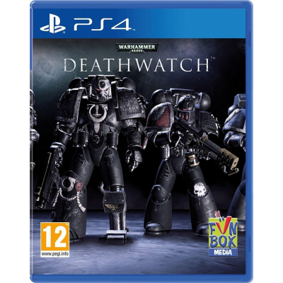 Warhammer 40,000 Deathwatch PS4