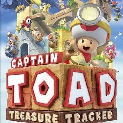 Foto van Captain Toad: Treasure Tracker