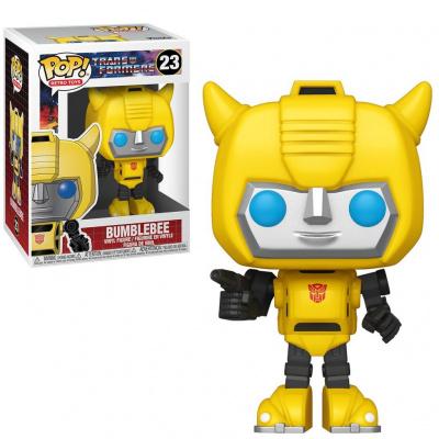 Foto van Pop! Retro Toys: Transformers - Bumblebee FUNKO
