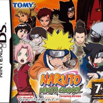 Naruto Ninja Council NDS