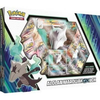 TCG Pokemon Alolan Marowak-GX Box POKEMON