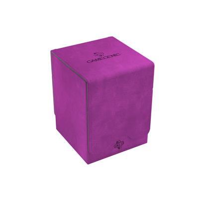 Foto van TCG Deckbox Squire 100+ Convertible - Purple DECKBOX