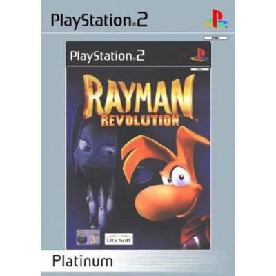 Foto van Rayman Revolution (Platinum) PS2