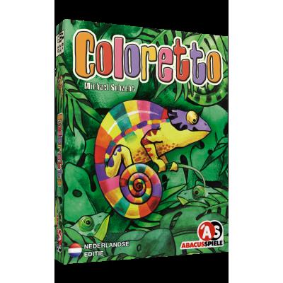 Coloretto BORDSPELLEN